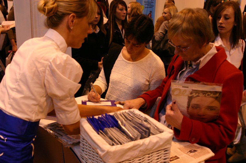 Exhibition Girls NEC